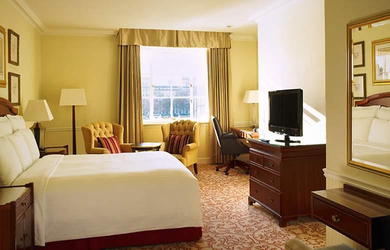 Marriott County Hall - Room - 1