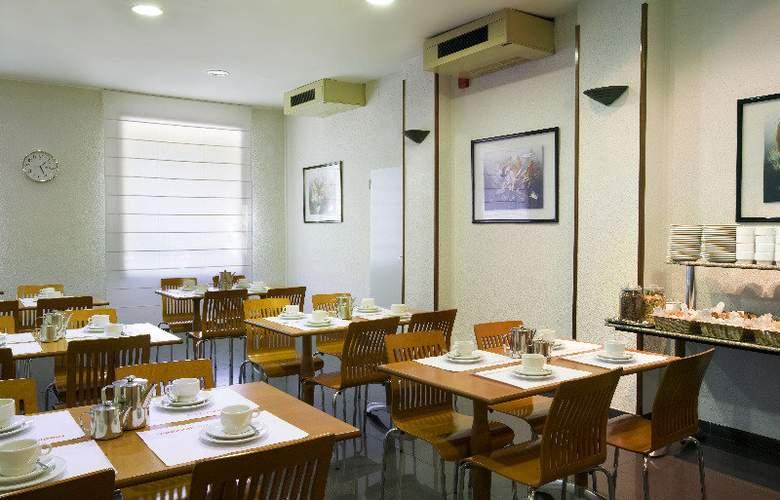 H·TOP BCN City - Restaurant - 3