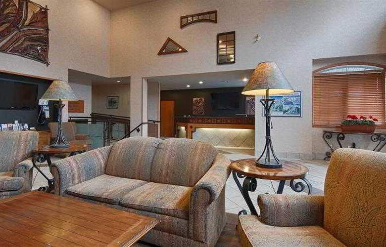 Best Western Plus Pocaterra Inn - Hotel - 90
