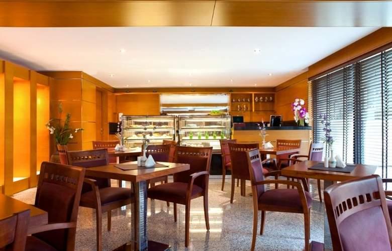 Golden Sands Hotel Apartments - Restaurant - 9