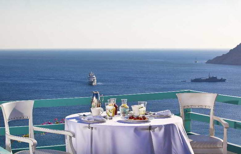 Royal Myconian Resort & Thalasso Spa Center - Restaurant - 19