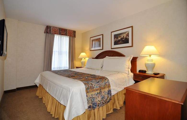 Best Western Georgetown Hotel & Suites - Room - 54