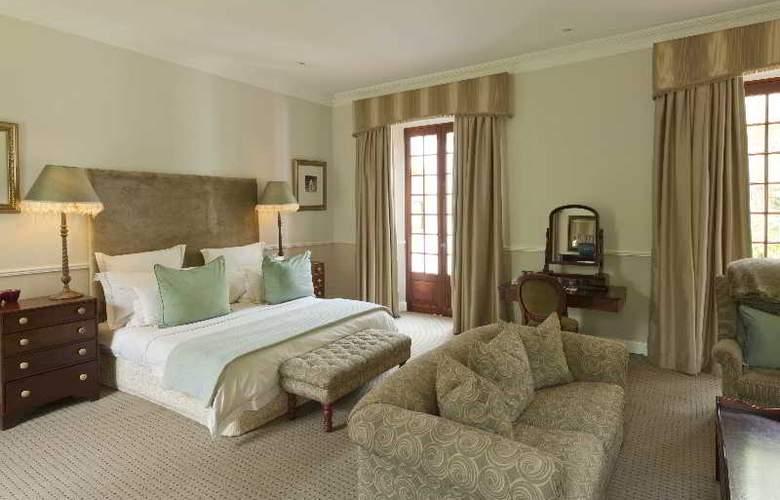 Lanzerac Hotel & Spa - Room - 21