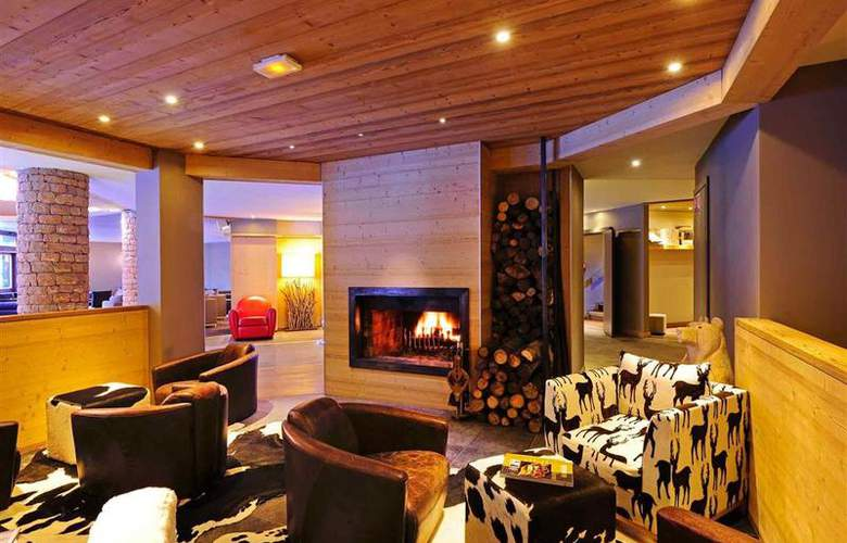 Mercure Chamonix Centre - Bar - 58