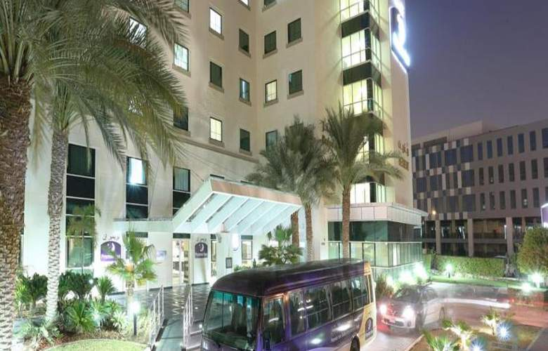 Premier Inn Dubai Investments Park - Hotel - 9