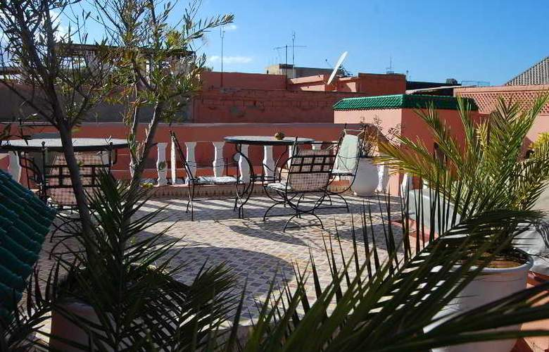 Riad Les Oliviers - Terrace - 20