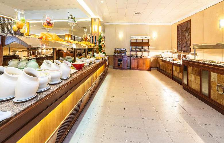 Globales Club Almirante Farragut - Restaurant - 56