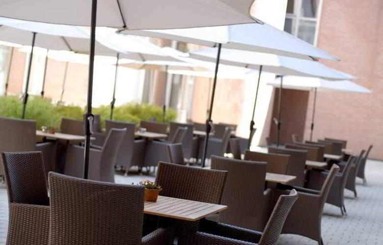 Martin's Brugge - Terrace - 3