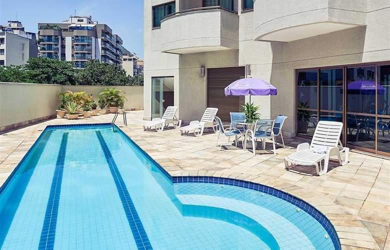Mercure Botafogo Mourisco - Hotel - 37