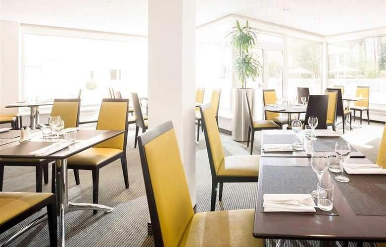 Novotel Saint Avold - Restaurant - 49