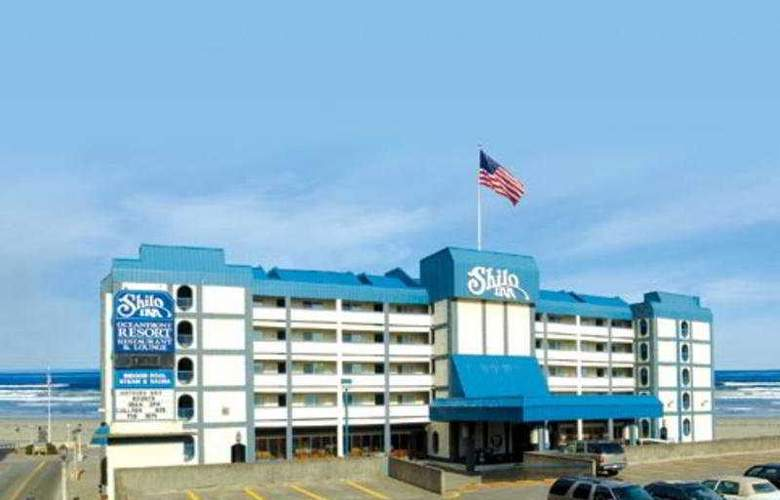 Shilo Inn Suites Oceanside Hotel Seaside - General - 1