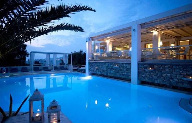 Semeli Hotel - Pool - 1