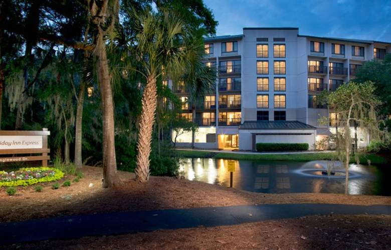Holiday Inn Express Hilton Head Island - Hotel - 0