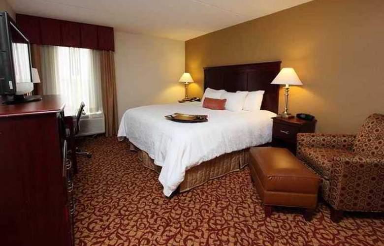 Hampton Inn & Suites Charlottesville-At The University - Hotel - 2