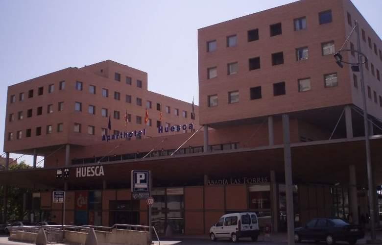 Sercotel Aparthotel Suites Huesca - Hotel - 3