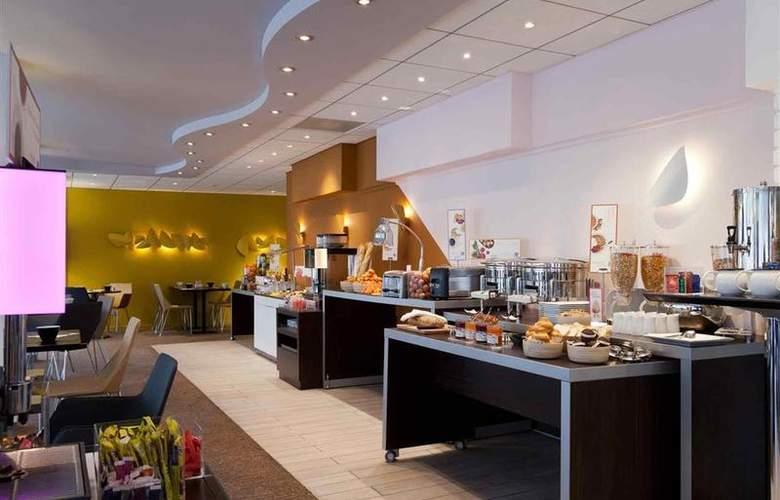 Novotel Massy Palaiseau - Restaurant - 56