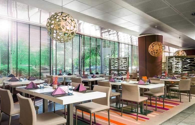 Novotel Warszawa Airport - Restaurant - 28