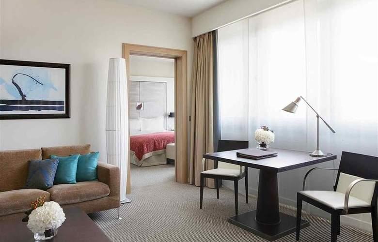 Sofitel Brussels Europe - Room - 107