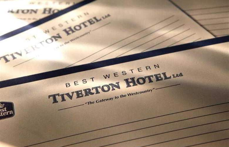 Best Western Tiverton - Hotel - 75