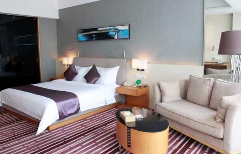 Huaqiang Plaza Hotel Shenzhen - Room - 7