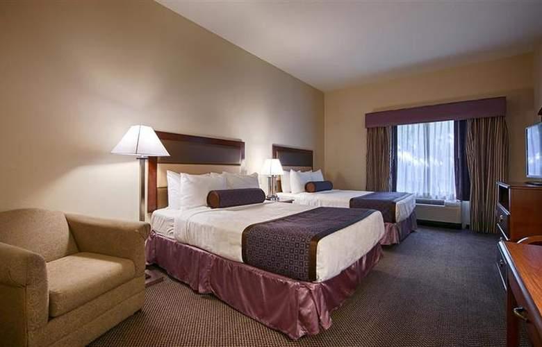 Best Western Plus Coyote Point Inn - Room - 15