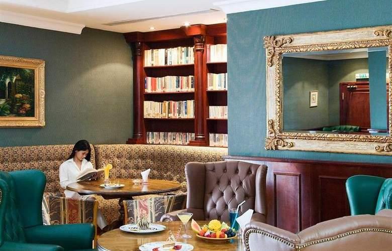 Mercure Grand Doha City Centre - Bar - 26