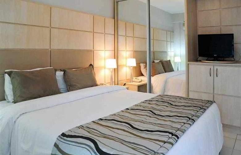 Quality Suites Botafogo - Room - 18