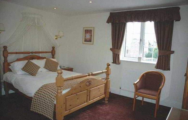 Best Western Bolholt Country Park - Hotel - 20