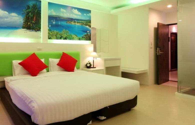 iCheck Inn Patong - Room - 2