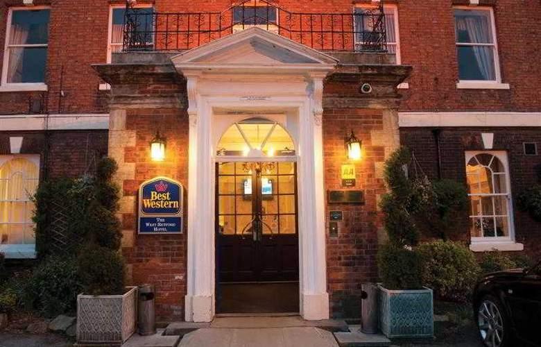 Best Western West Retford - Hotel - 38