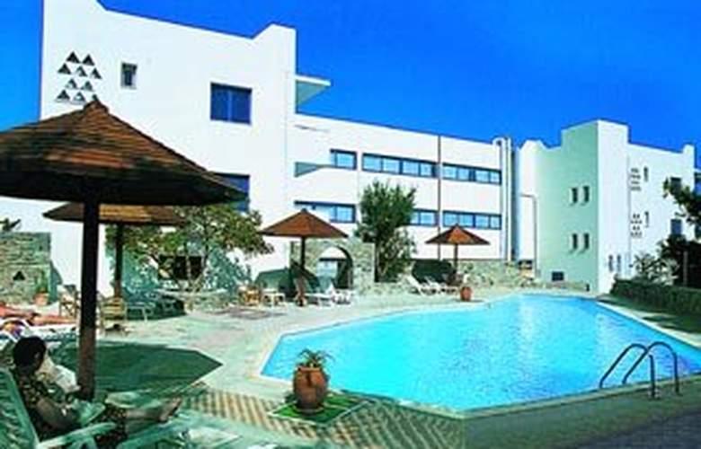 Pandrossos - Hotel - 0
