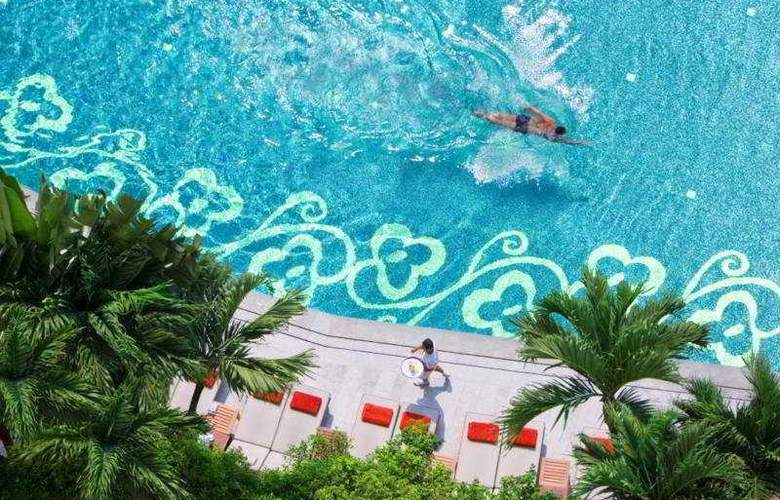 Mandarin Oriental Bangkok - Pool - 7