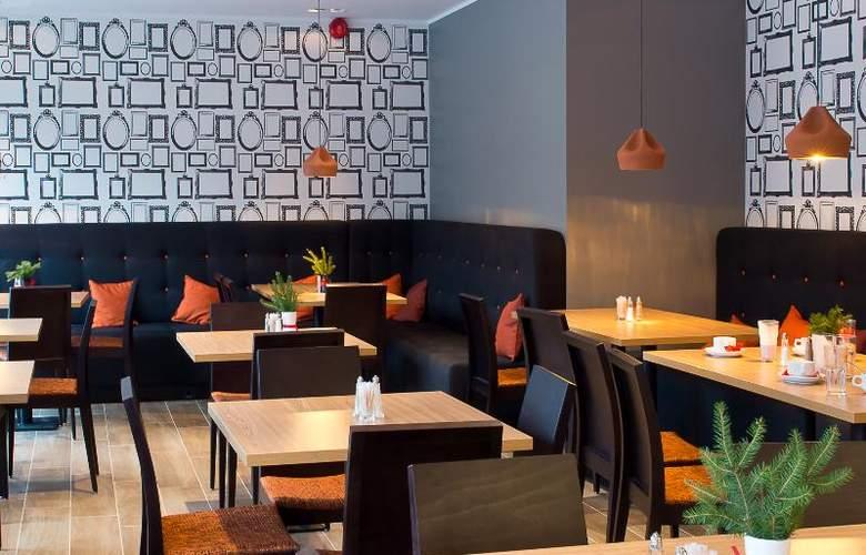 Go Hotel Shnelli - Restaurant - 15
