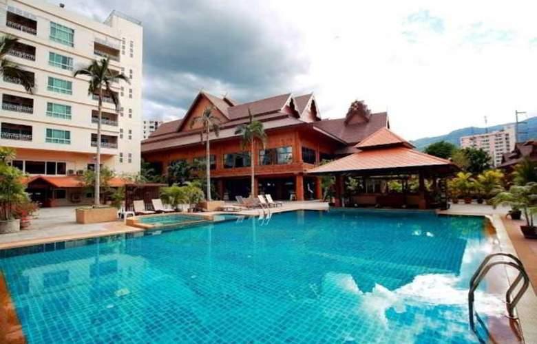 Khum Phucome Hotel - Pool - 3