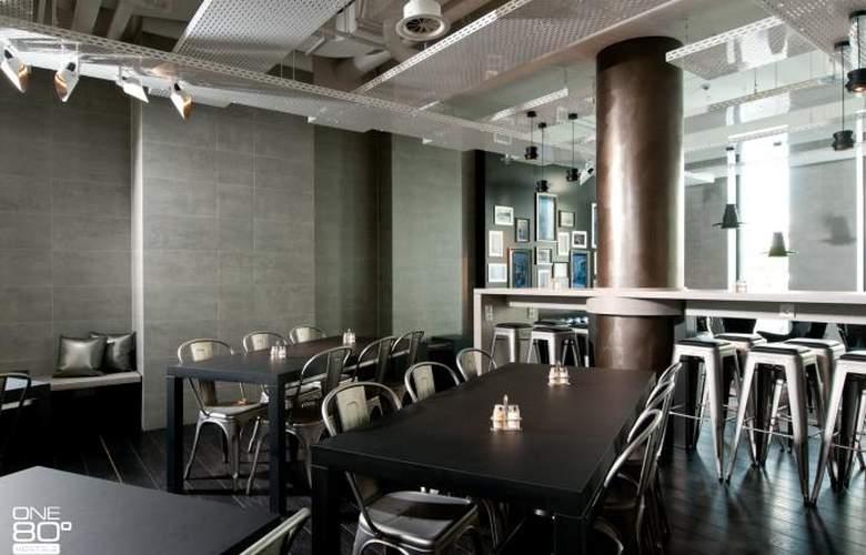 ONE80º Hostel Berlin - Restaurant - 4