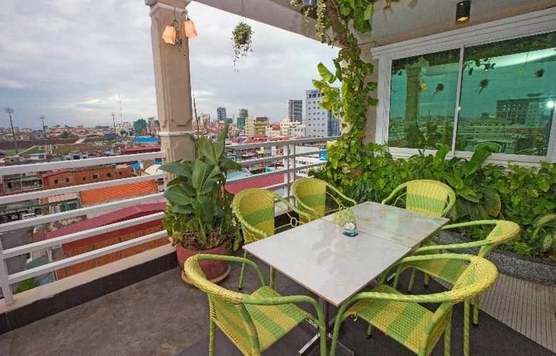 Hang Neak Hotel - Restaurant - 14