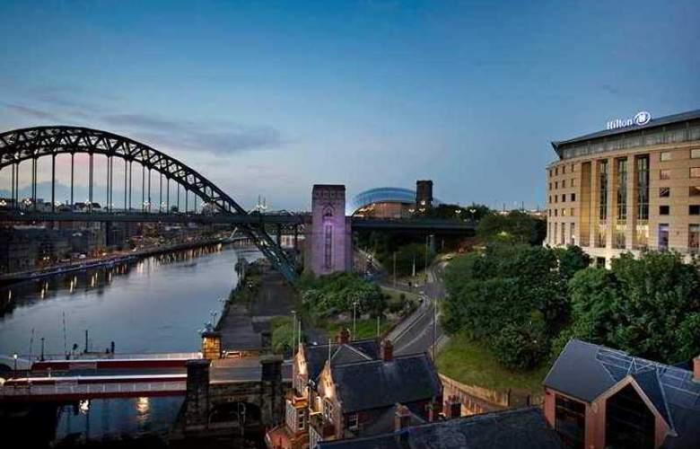 Hilton Newcastle Gateshead - Hotel - 0