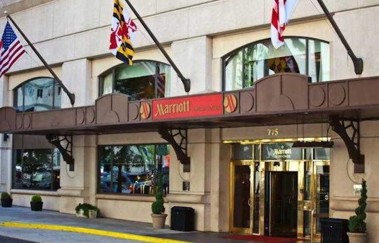 Washington Marriott at Metro Center - Hotel - 24