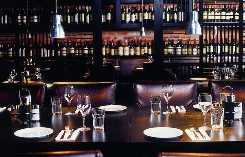 Mour Hotel - Restaurant - 12
