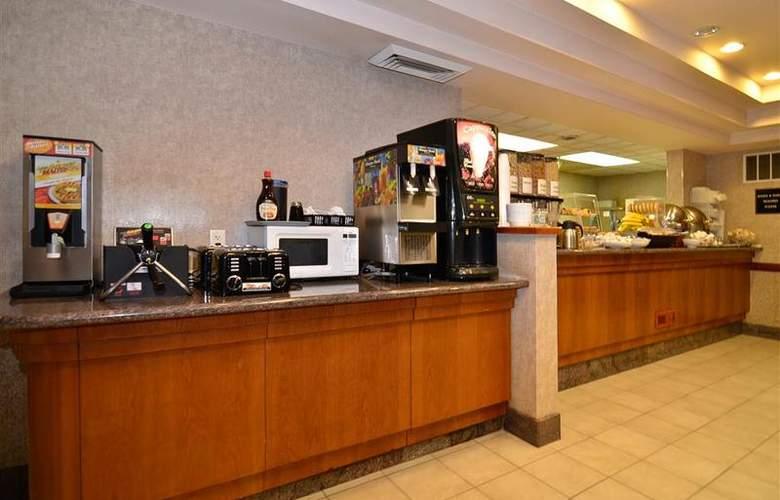 Best Western Plus Twin Falls Hotel - Restaurant - 157