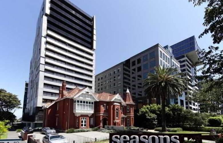 Seasons Heritage Melbourne - Hotel - 7