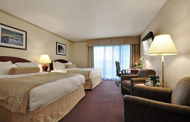 Best Western Plus The Westerly Hotel & Conv Cntr - Room - 65