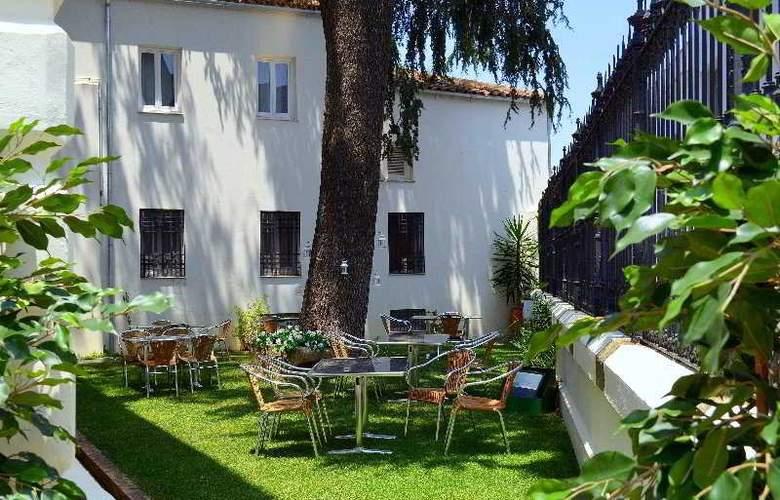 Hospederia Mirador de Llerena - Terrace - 20
