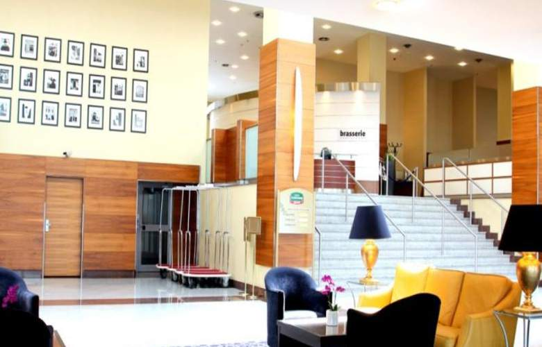 Courtyard By Marriott Warsaw Airport - General - 13