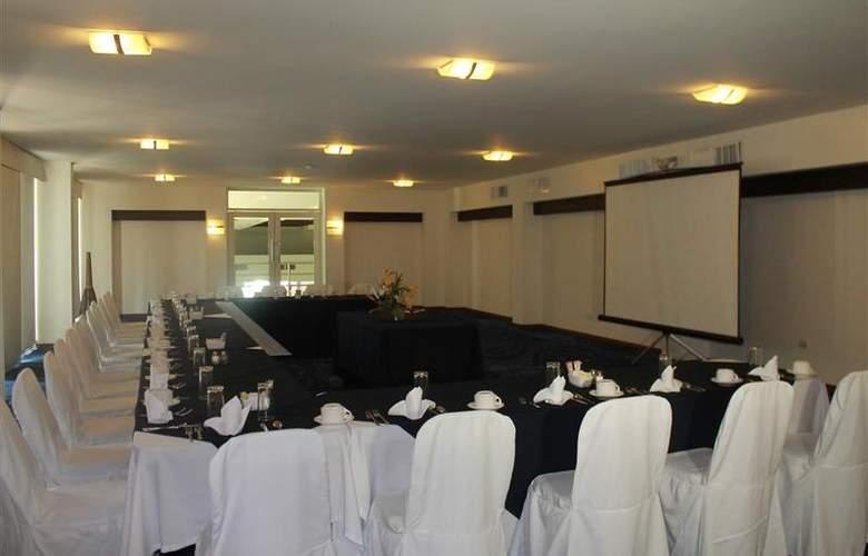 Best Western Posada Freeman Zona Dorada - Conference - 20