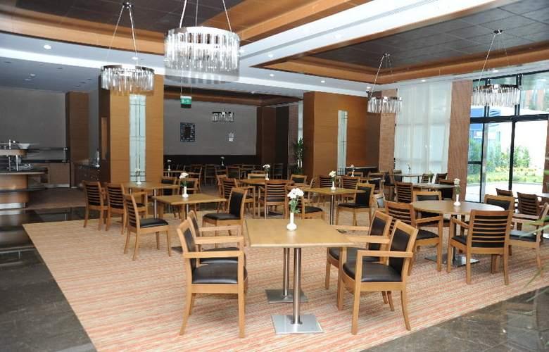 Mercure Istanbul Altunizade - Restaurant - 4