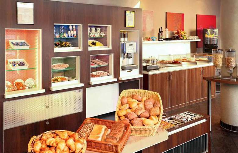 Novotel Suites Berlin City Potsdamer Platz - Restaurant - 30