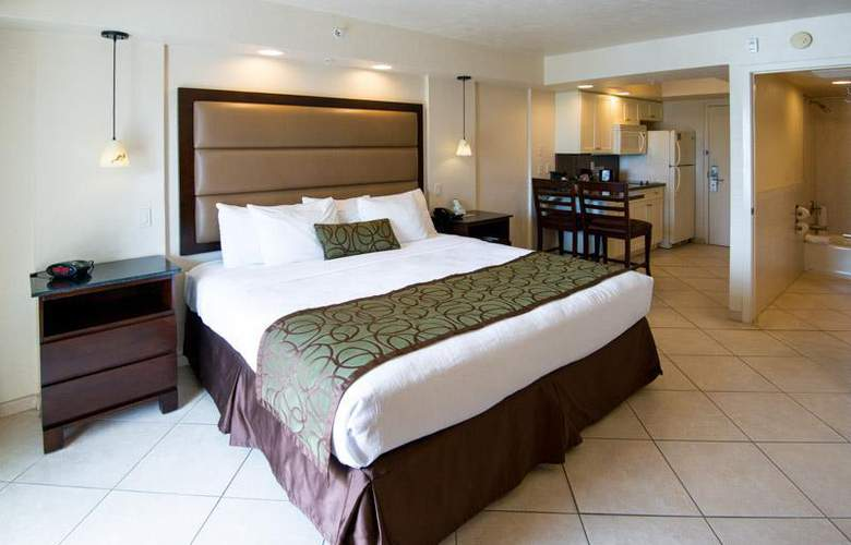 Best Western Plus Beach Resort - Room - 277