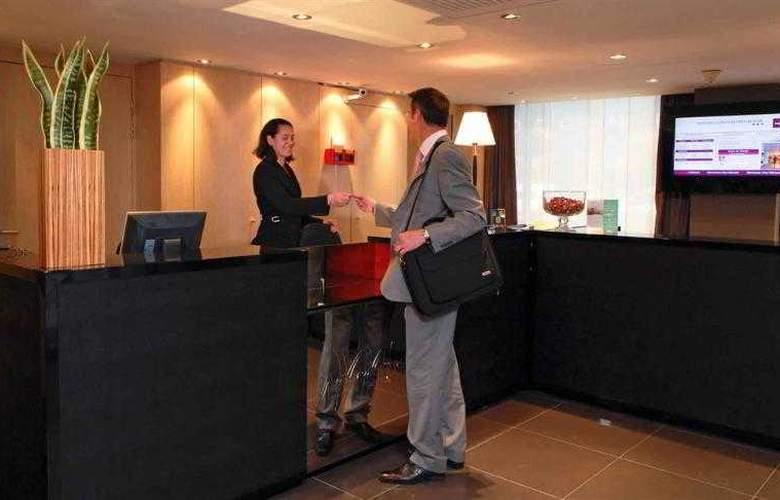 Mercure Plaza Republique - Hotel - 8