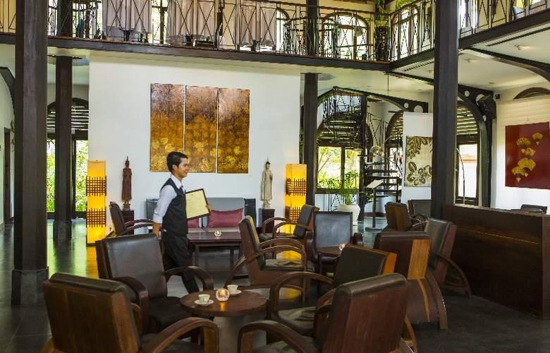 Heritage Suites Hotel - Restaurant - 24